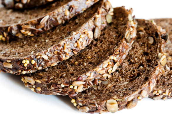 pains aux graines germées